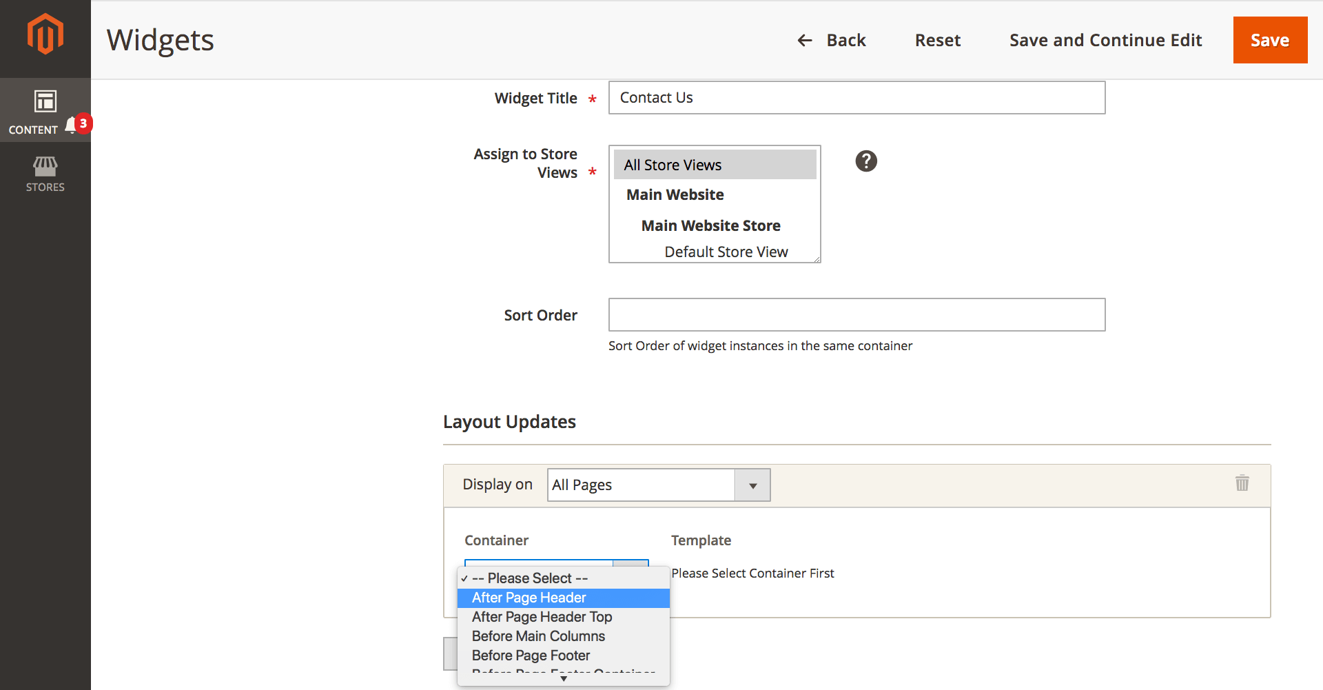 Magento 2 Form Builder | Easily embed form | Widget