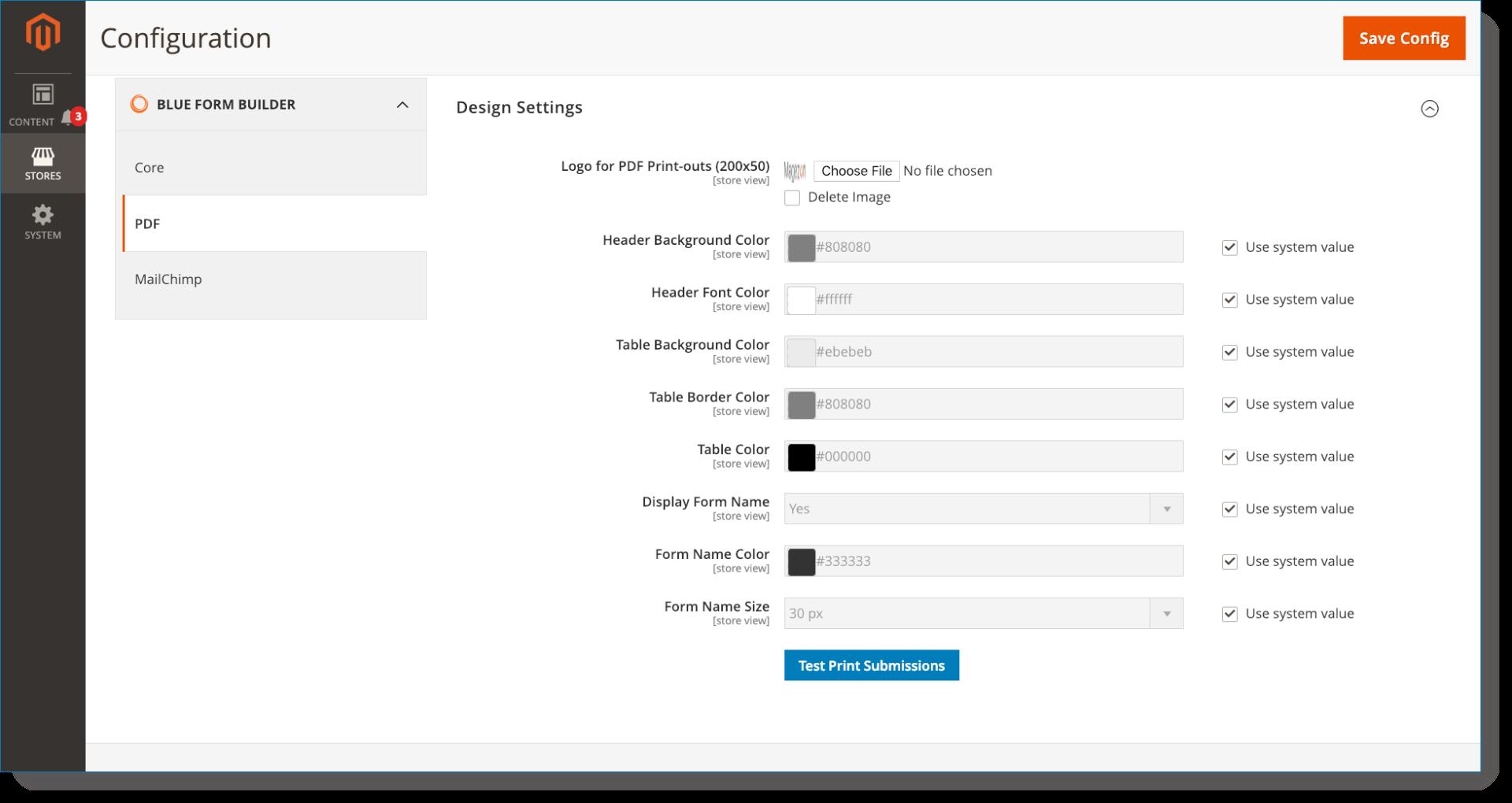Magento 2 Form Builder | PDF plugin | Design PDFs
